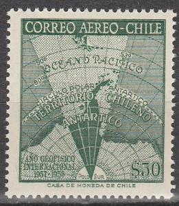 Chile #C214 MNH  (S7280)