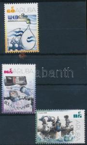 Aruba stamp Power Plant set MNH 2002 Mi 290-292 Industry WS231164