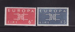 Ireland 188-189 Set MNH Europa
