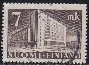 Finland # 219A , Used, 1/2 Cat.