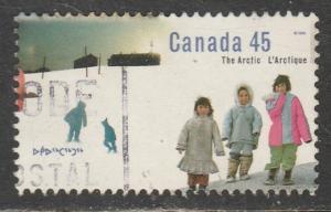Canada  1995  Scott No. 1578  (O)