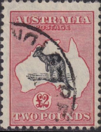Australia 1931-1936 SC 129 Used