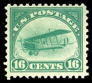 U.S. AIRMAIL C2  Mint (ID # 78732)