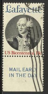 United States 1977 Scott# 1716 Used (tab)