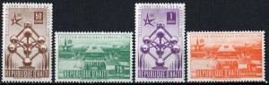 Haiti; 1958: Sc. # 417-420: **/MNH Cpl. Set
