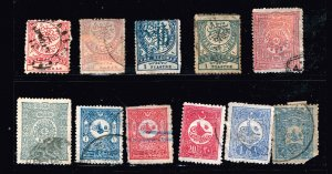 IRAN  STAMP USED STAMPS COLLECTION LOT