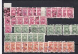 Guatemala Archbishop Pavo Enriquez 1945 Stamps Ref 28051