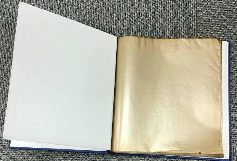 Two used Mint Sheet files.