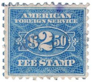 (I.B) US Revenue : Foreign Service $2.50