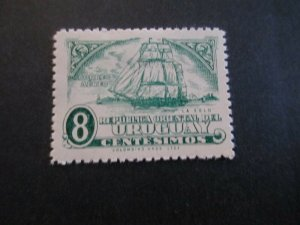 Uruguay #C115 Mint Hinged WDWPhilatelic (H5K7)