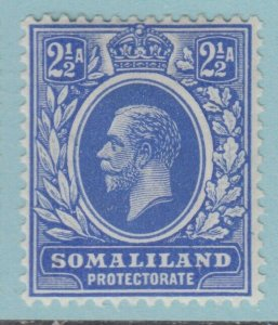 SOMALILAND 54 MINT  HINGED OG *  NO FAULTS VERY FINE!1912 - 1919