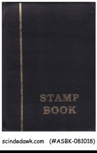 COLLECTION OF CUBA USED STAMPS IN SMALL STOCK BOOK - 380 STAMPS