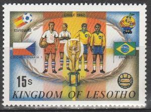 Lesotho #363g  MNH (S2901)