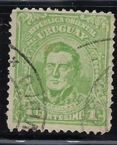 Uruguay 201 Used