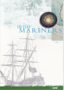 Ireland 2003 Irish Mariners Book  XF  Sheet + FDC  Limited Production