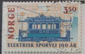Norway Scott Cat #1069