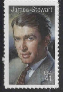 USA Scott 4197 James Stewart self adhesive stamp