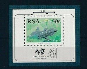 D109276 D207092 Fish S/S MNH South Africa
