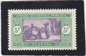 Senegal,  #   122    unused