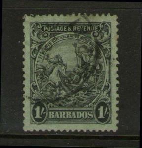 Barbados 1925 SG 273a or Sc 175 FU