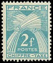 France - J74 - MNH - (Penciled Back) - SCV-0.45