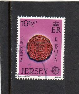 Jersey 1983 Europa used