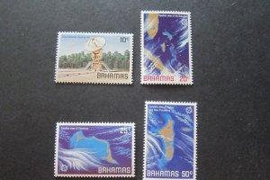 Bahamas Sc 486-489 Satellite Set MNH