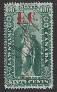 Canada, Quebec (Revenue) van Dam QL6, used