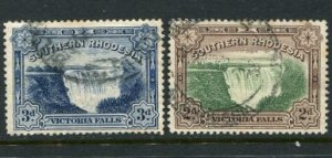 Southern Rhodesia #71-2 used