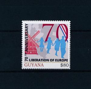 [80888] Guyana  Second World war Liberation Europe Windmill MNH