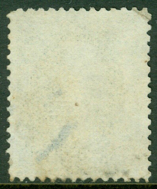 EDW1949SELL : USA 1870 Sc #143 VF Used. Choice & Very Rare. PSAG Cert. Cat $4000