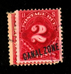Canal ZOne #J1-2 Used Fine Cat $ 57.50
