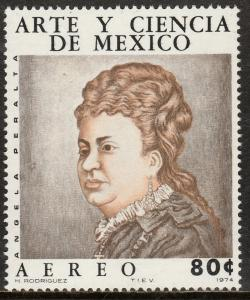 MEXICO C443, Art & Science (Series 4) Musicians. MINT, NH. VF.