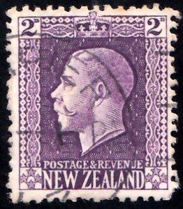 New Zealand Scott 146a Used.