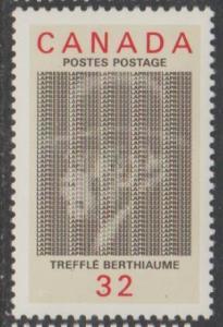 Canada Scott #1044 Trefflé Berthiaume Stamp - Mint NH Single