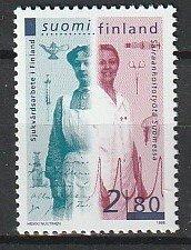 1998 Finland - Sc 1071 - MNH VF - 1 single - Federation of Nurses