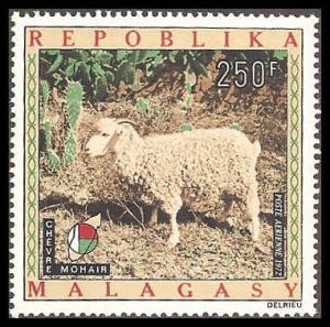 Malagasy Republic C108 Mint VF NH