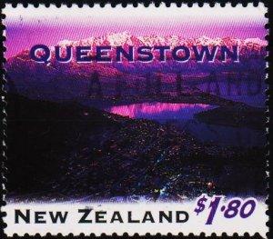 New Zealand. 1995 $1.80 S.G.1860 Fine Used