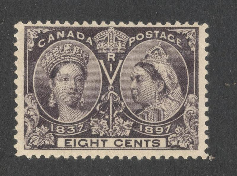 Canada #56 Dark Violet - Unused - O.G. - N.H.