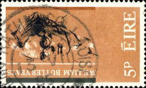 IRELAND - 1965 -  MÓIN RÁTHA CO. LAOISE  (Mountrath, Co.Laoise) CDS on SG 207