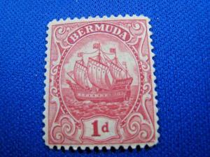 BERMUDA SCOTT #83 - 1928  F/MLH     (apsB12)