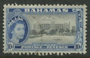 STAMP STATION PERTH Bahamas #167 QEII Definitive Issue Used CV$0.30