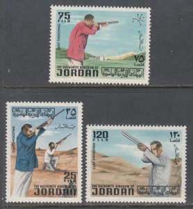 Jordan 714-716 Sports MNH VF