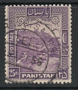 Pakistan, Sc 43b (SG 43a), used