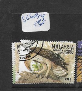 MALAYSIA  (P0907B)      SG 603-6    VFU