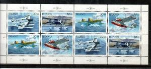 Iceland Scott 776b Mint NH (Catalog Value $22.00)