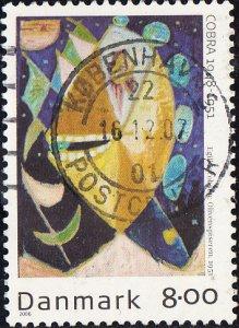 Denmark #1370  Used