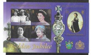 Pitcairn Islands #552a-e MNH - Stamp Set