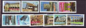 J20462 Jlstamps 2003 france set mnh #2978a-f views