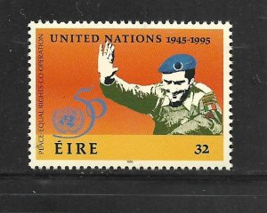 IRELAND, 986, MNH, UNITED NATIONS 1945-1995